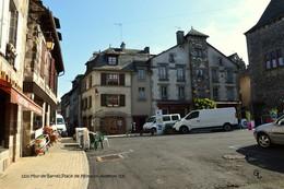 Mur-de-Barrez (12)- Place De Monaco (Edition à Tirage Limité) - France