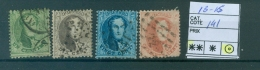 13-16   OBL - 1863-1864 Medallions (13/16)