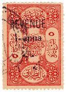 (I.B) Iraq Revenue : British Occupation 1a On 5pa OP (Baghdad) - Iraq
