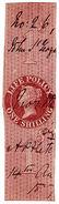 (I.B) QV Revenue : Life Policy 1/- (1869) - 1840-1901 (Victoria)