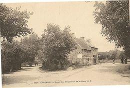 CARTERET - Route Des Douihts Et De La Gare  100 - Andere Gemeenten