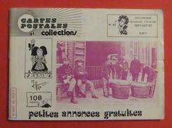 Revue Cartophile Cartes Postales Et Collections - CPC - N° 93 - Septembre Octobre 1983 - Books