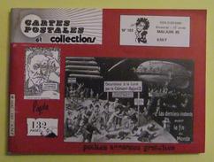 Revue Cartophile Cartes Postales Et Collections - CPC - N° 103 - Mai Juin 1985 - Books