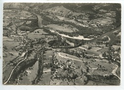 Vallée De La Dordogne : Le Confluent De L'Ouysse Et La Dordogne - La France Vue Du Ciel N°1 (belcastel) Aerienne - Autres Communes
