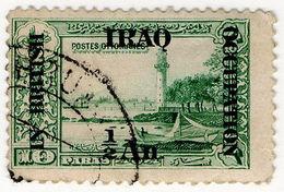 (I.B) Iraq Postal : British Occupation ½a - Iraq
