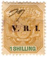 (I.B) Transvaal Revenue : Duty 1/- (VRI) - South Africa (...-1961)