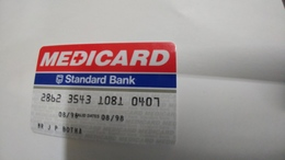 U.s.a-credit Card-(266)-(1081-0407)-1card Prepiad Free - Geldkarten (Ablauf Min. 10 Jahre)