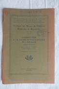 ABBE O PARENTCONTRIBUTION A LA FAUNE DIPTETROLOGIQUE DE L'ESPAGNE - Sciences & Technique