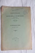 ABBE O LES DOLICHOPODIDES D'EGYPTE 1927 - Sciences & Technique
