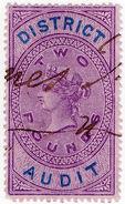 (I.B) QV Revenue : District Audit £2 (1879) - 1840-1901 (Victoria)