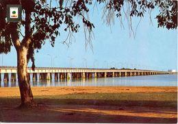 "Espagne - Andalousie - Huelva - Pont Sur Le Fleuve Tinto Vu De La ""Punta Del Sebo"" - Subirats Casanovas Nº 1394 - 2927 - Huelva"