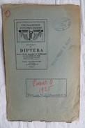 ABBE O PARENT ETUDE SUR LES DOLICHOPODIDES DE LA COLLECTION MEIGEN 1925 - Sciences & Technique