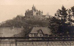 Photo Originale Château à Identifier Vers 1940 - Luoghi