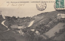CPA - Landemer - La Vallée Du Hubiland - Environs De Cherbourg - Other Municipalities