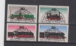 BlnMi.nr.488-91/ Lokomotiven O - Berlin (West)