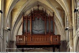 Villiers-sur-Mer (14)-Orgue De L'Eglise Saint-Martin (Edition à Tirage Limité) - Villers Sur Mer