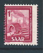 Saar MiNr. 274 ** Verzähnt  (sab13) - 1947-56 Allierte Besetzung