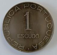 Mozambique - 1 Escudo 1936 - - Mozambique