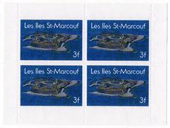 (I.B-JA) France Cinderella : Les Iles St Marcouf 3F - Europe (Other)