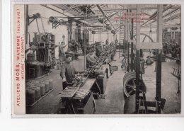 """2 - WAREMME -  Ateliers MOËS - Moteurs """"le Compact"""" - Machines - Outils - Borgworm"""