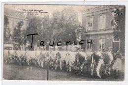 3 - WAREMME -  Herd-book Hesbignon - Concours Régional - 5 Juin 1912 - Borgworm
