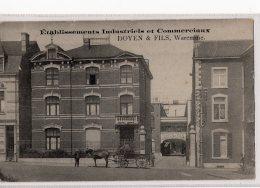 4 - WAREMME  -  Etablissements Industriels Et Commerciaux DOYEN Et Fils - Borgworm