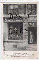 5  -  WAREMME  -  Edouard GERARD - Sellier-bourrelier - Rue De La Station, 15 - Borgworm