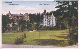 Marienbad - Hotel Esplanade - Villa Wald-Idylle (61161) - Czech Republic