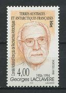 TAAF 1998  N° 232 ** Neuf  MNH Superbe Cote 1,80 € Georges Laclavère Comité De Recherche Antarctique - Franse Zuidelijke En Antarctische Gebieden (TAAF)