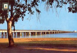 Espagne - Andalousie - Huelva - 1972 - Pont Sur Le Tinto Vu De La Ponta Del Sebo - Subirats Nº 1394 Ecrite, Timbrée 2950 - Huelva