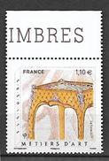 """France 2017 - Yv N° 5197 ** - Métiers D'Art """"Ébéniste"""" (Mi N° 6924) - France"""