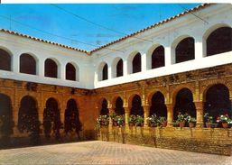 Espagne - Andalousie - Huelva - 1972 - La Rábida (Patio Mudejar) - Besaco Nº 8621 - Ecrite, Timbrée - 2951 - Huelva