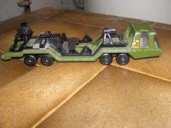 Transporteur De Missile, Matchbox Super Kings K - 13 - 2 - Tanks
