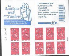 France 2006 - Yv N° 3744b - C 1 ** - Marianne De Lamouche TVP (La Boutique Du WEB) - Definitives