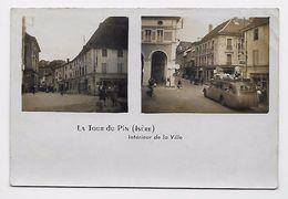 38 Dép.- La Tour Du Pin (Isère). Intérieur De La Ville. - La Tour-du-Pin