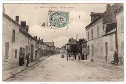 GOUVIEUX (60) - Rue De La Mairie - Ed. Imp. E. Nitard, Gouvieux - Gouvieux
