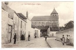 GOUVIEUX (60) - L' Eglise - Ed. Imp. E. Nitard, Gouvieux - Gouvieux