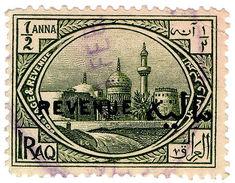 (I.B) Iraq Revenue : British Occupation ½a - Iraq