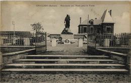 80 CHAULNES MONUMENT AUX MORTS - Chaulnes
