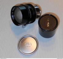 Arriflex Zeiss F=85mm 1:2 - Zubehör & Material