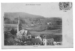 88 - SAINT NABORD - L'Eglise - Saint Nabord