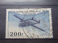 VEND TIMBRE DE POSTE AERIENNE DE FRANCE N° 31 , BLEU CLAIR !!! - Airmail
