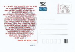 Tschech. Rep. / Ganzsachen (Pre2015/27) Ibrahim Ibn Yaqub (965 - Bericht über Böhmen); Der Denar Von Boleslav I. - Ferien & Tourismus