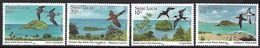 St Lucia 1985  Sc#770-3  Nature Preserves Set  MNH** 2016 Scott Value $4.15 - St.Lucia (1979-...)