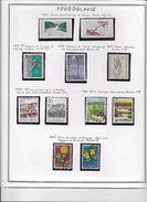Yougoslavie - Collection Vendue Page Par Page - Timbres Neufs * / Oblitérés - B/TB - Joegoslavië