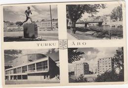 Turku Åbo - 1958 - (Finland) - Finland