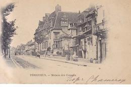 Perigueux Maison Des Consuls  1904 - Périgueux