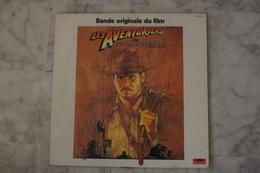 LES AVENTURIERS DE L ARCHE PERDU LP  DU FILM  DE 1981 STEVEN SPIELBERG.JOHN WILLIAMS.HARRISON FORD VARIANTE - Musique De Films