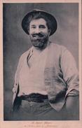 Henri Albers, Artiste Lyrique (baryton) Dans Le Chemineau, Photo Nadar Et Boisonnas (120) - Entertainers
