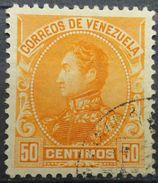 Venezuela 1899 Effigy Of General Simon Bolivar - Venezuela
